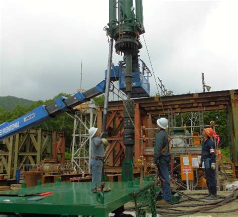 geothermal wellhead tng performs rig less geothermal wellhead master valve change in japan think geoenergy