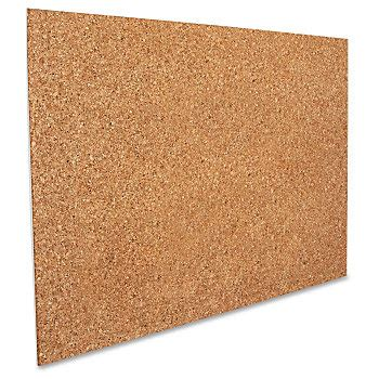 elmers foam cork display board 20 height x 30 width cork
