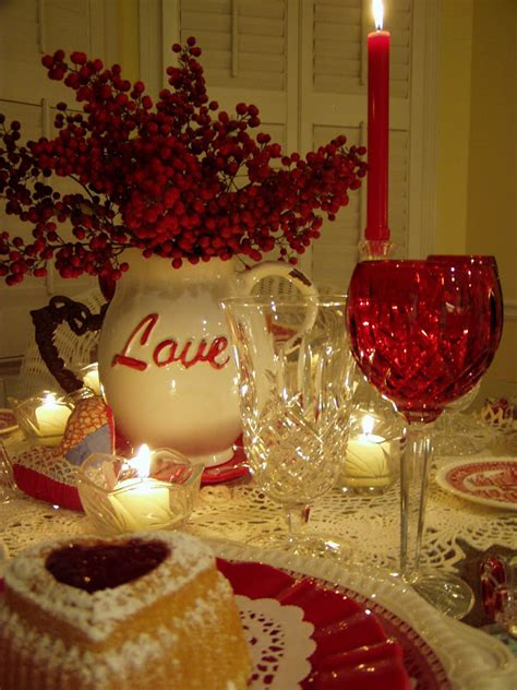 valentine table decorations valentines day ideas on pinterest table decorations