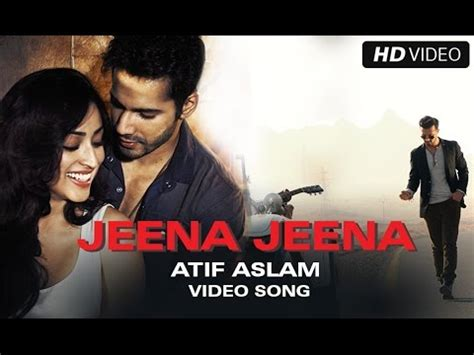 jeena jeena lyrics  hindi badlapur video song