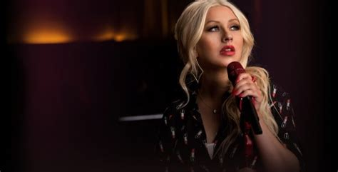 christina aguilera swing song entertainment and news in focus music movies tv