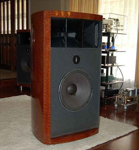 Handmade Audio - custom 3 way horn home theater forum and systems