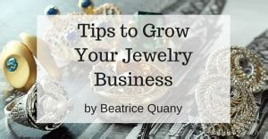 Jewelry Business Tip Streams Of - tips to grow your jewelry business craft maker pro