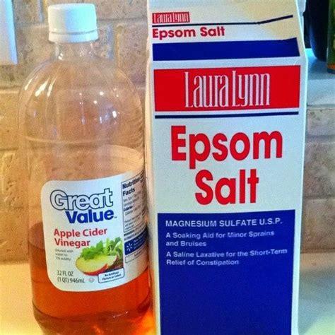 How To Detox Using Epsom Salt by 17 Best Images About Healthy On