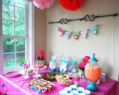 cute themes for girl baby shower cute baby shower ideas for good mood and fun baby shower