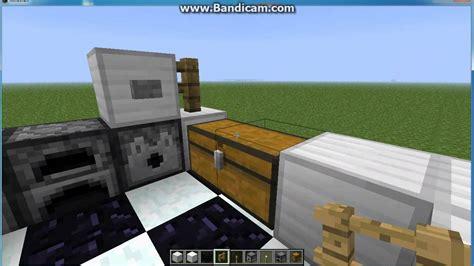 how to build a modern kitchen in minecraft minecraft how to make a modern kitchen