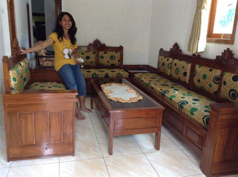 Daftar Kursi Untuk Ruang Tamu gambar harga kursi kayu ruang tamu dan jual meja kursi pojok kayu jati untuk ruang tamu juragan