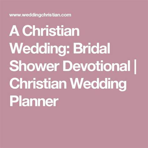Bridal Shower Devotional by Wedding Shower Devotional Ideas Mini Bridal