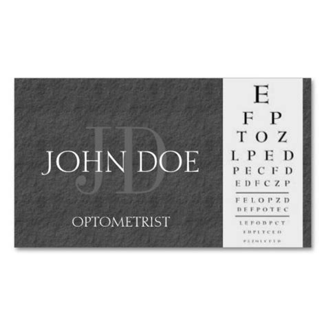 slate business card template 292 best images about optometrist business cards on