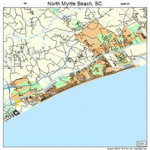 myrtle south carolina map 4551280