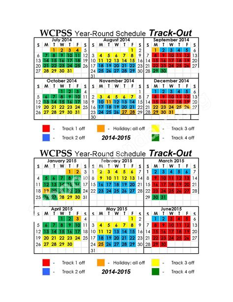 year round calendar 2014 2015 modified calendar 2014 2015