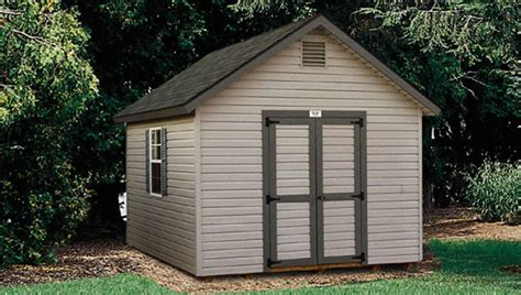 Vinyl Siding Sheds by Design For Wooden Garden Benches 10x12 Shed Plans Free