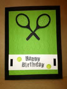 Tennis Birthday Cards 1000 Images About Tennis Card Ideas On Pinterest Tennis