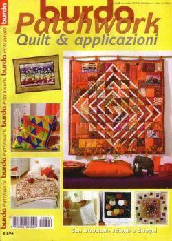 Burda Patchwork - burda patchwork books magazines