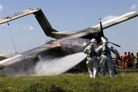 plane fighting aircraft rescue and firefighting