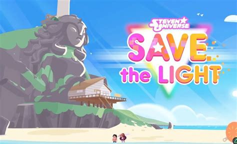 steven universe save the light release date steven universe save the light released this month