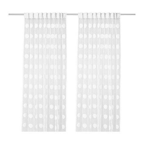 white polka dot sheer curtains sheer polka dot curtains baby such pinterest