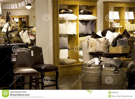 good stores for home decor home goods store stock image image of lighting decor 34905139