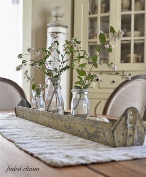 decor for dining room table 25 best ideas about everyday table centerpieces on