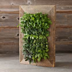 vertical wall planter reclaimed barn door vertical wall planter the green