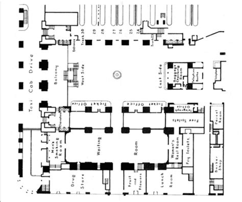 grand central station floor plan architakes on architecture in new york and beyond