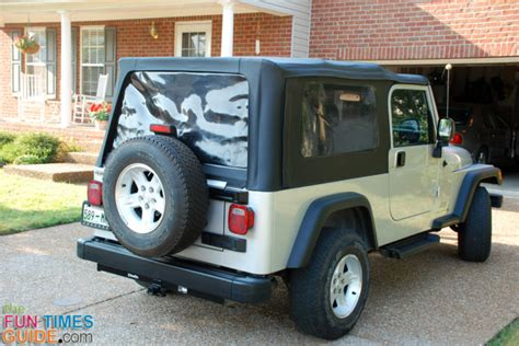 Jeep Wrangler Rear Window 5 Diy Jeep Wrangler Rear Window Tips Every Jeeper Should