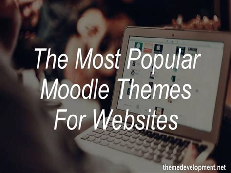 moodle theme pdf the most popular moodle themes for website authorstream