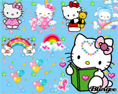 imagenes de hello kitty animadas im 225 genes animadas de hello kitty vol 1 13 fotos