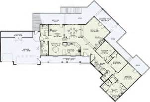 Lakefront Home Floor Plans Lake House Plans With Rear View Lakefront House Plans