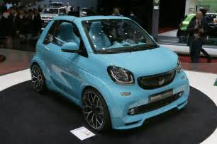 this is brabus smart fortwo for bmw 5 series money