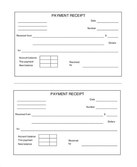 business receipt template uk printable receipt template kinoroom club