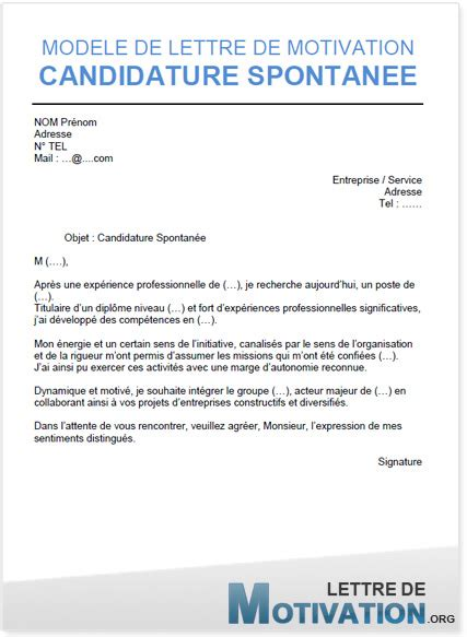 Lettre De Motivation Vendeuse Puériculture lettre motivation vendeuse candidature spontan 233 e exemple moto bip
