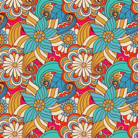 design pattern online floral pattern design vector free download