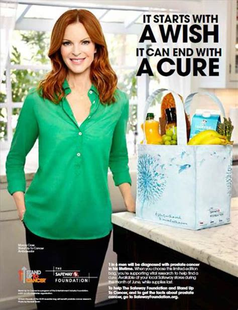 Marcia Cross Fights To Keep Photos From Being Published by Marcia Cross Releases Cancer Psa Look To The