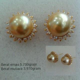 Perhiasan Gelang Mutiara 4 anting emas mutiara lombok cincin mutiara perhiasan