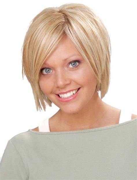 blonde haircuts round face how to style this cute blonde short hairstyle for round
