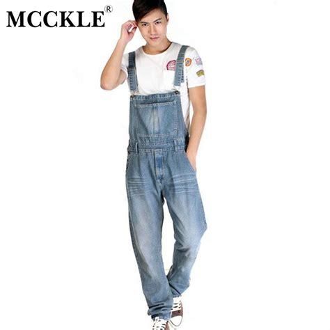 Denim Overalls The Next Big Trend by Aliexpress Buy Mcckle S Bib Overalls