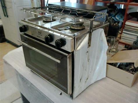 cocina barco cocina para barco con horno inox de segunda mano 52524