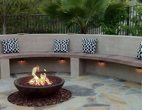 Modern Fire Pit Fire Pit Bench Fire Pit Jodie Cook Modern Pits