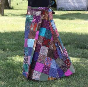 Patchwork Hippie Skirts - 1000 images about wrap skirts on