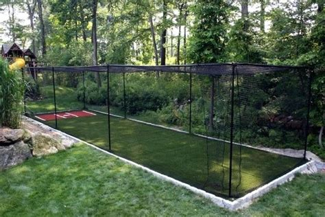 baseball batting cages for backyard best backyard batting cage outdoor goods