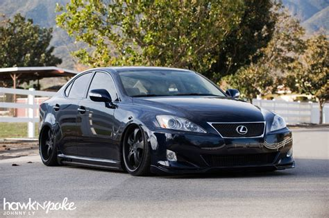 Stance Off Eric S Bagged Lexus Is350