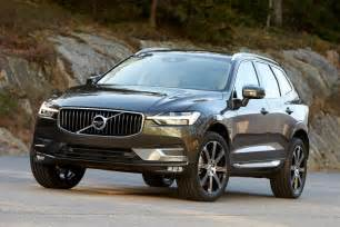 new car diesel 2017 volvo xc60 gets new design and safety tech diesel