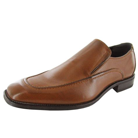 unlisted shoes for unlisted by kenneth cole mens oval all oxford dress shoe
