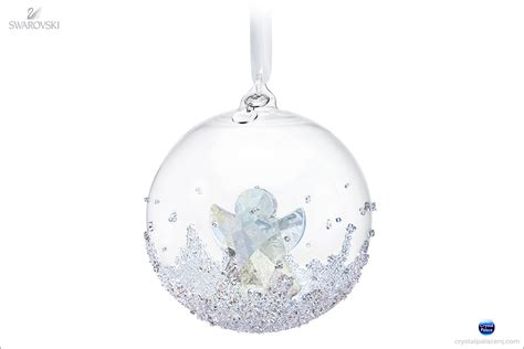 swarovski christmas ball ornament annual edition 2015
