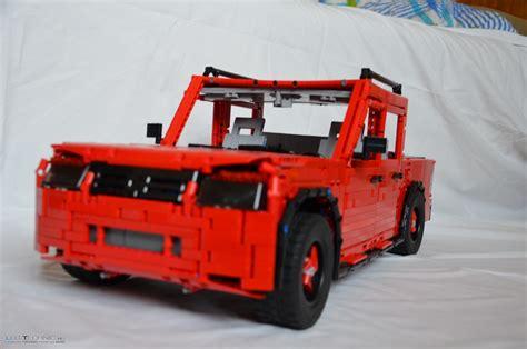 lego ford ranger tc7 bandits the beast ford ranger lego technic