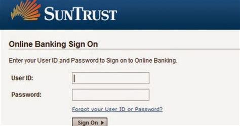 suntrust bank banking suntrust banking