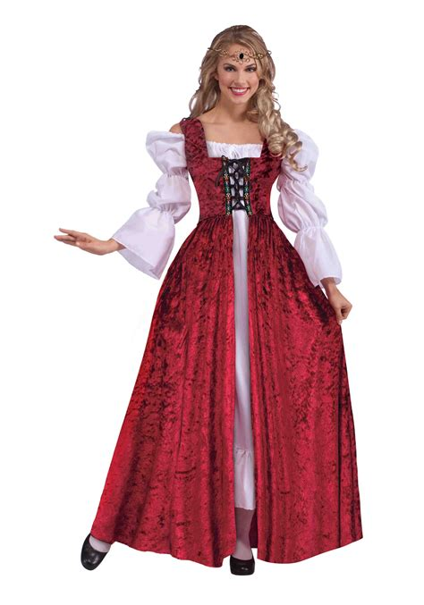 Design Ideas For Your Home National Trust Plus Size Women S Medieval Laced Gown