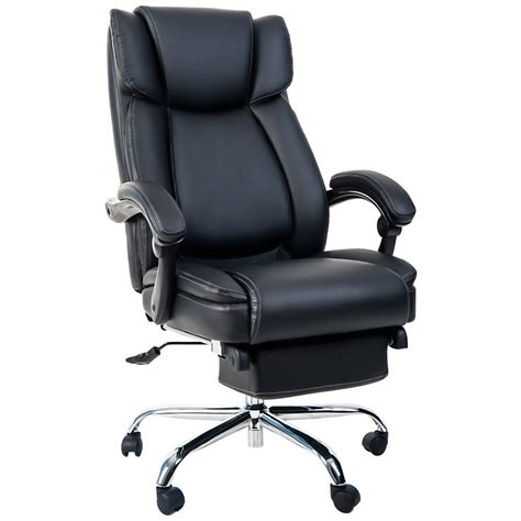 common office chair adjustments merax executive high back office napping chair home