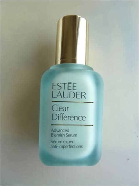 Estee Lauder Blemish Serum estee lauder clear difference advanced blemish serum review